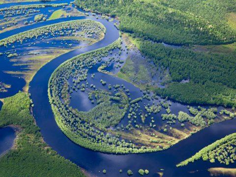 plaine inondable